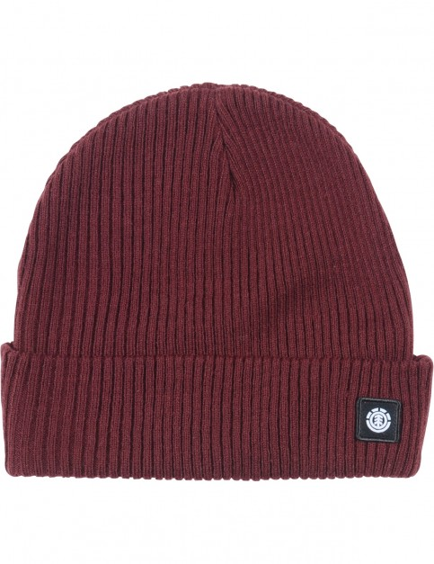 Element Flow II Beanie in Napa Red