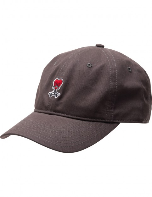 Element Fluky Dad Cap in Stone Grey