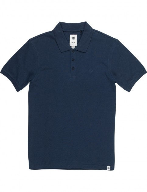 Element Freddie Polo Shirt in Eclipse Navy