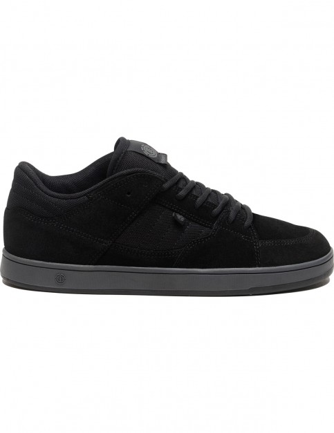 Element GLT 2 Cup Trainers in Black Asphalt