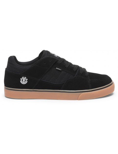 Element GLT 2 Trainers in Black Gum