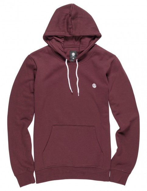 Napa Red Element Grime Pullover Hoody