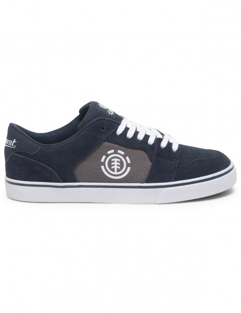Element Heatley Trainers in Navy Charcoal
