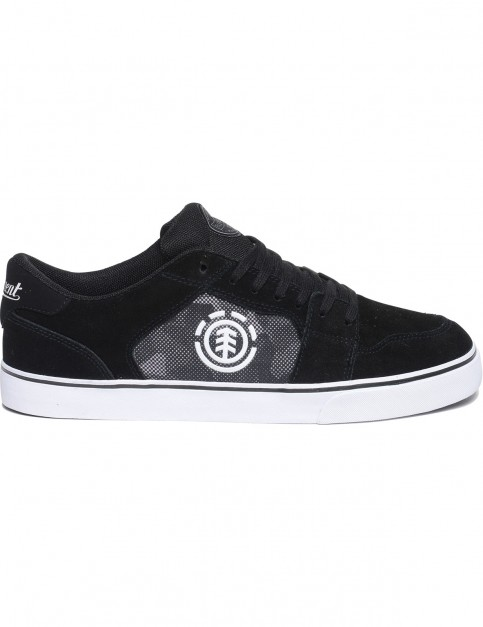 Element Heatly Trainers in Black Camo