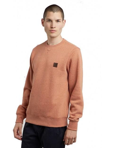 Element Heavy Sweatshirt in Picante Htr