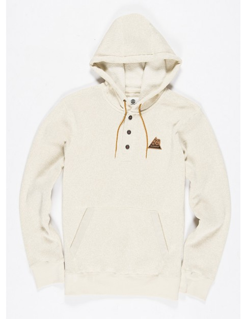 Element Highland Pullover Hoody in Oatmeal Heather