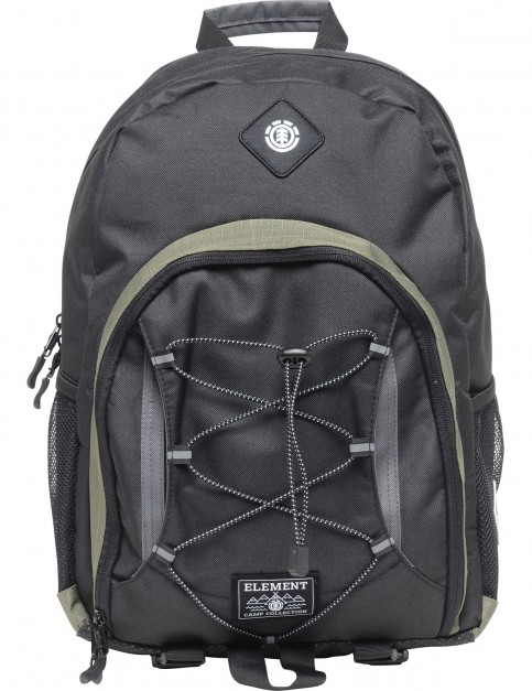 Element Hilltop Backpack in Original Black