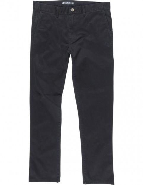 Black Element Howland Classic Slim Fit Trousers