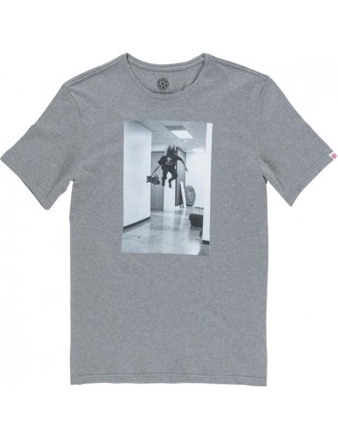 Element HR Short Sleeve T-Shirt in Grey Heather