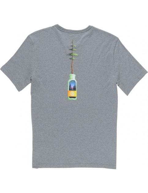 Element Jar Short Sleeve T-Shirt in Grey Heather