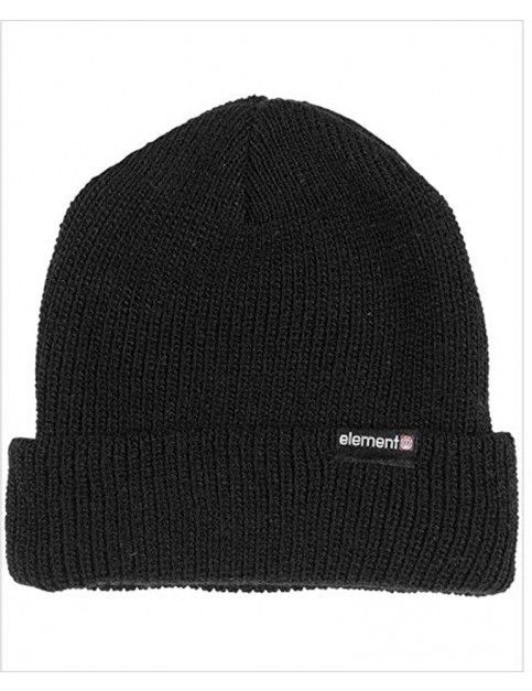 Element Kernel Beanie in Flint Black