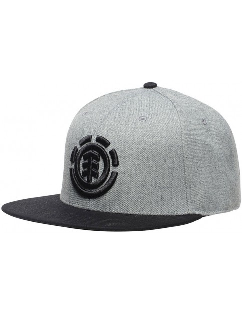 Element Knutsen Cap in Grey Heather