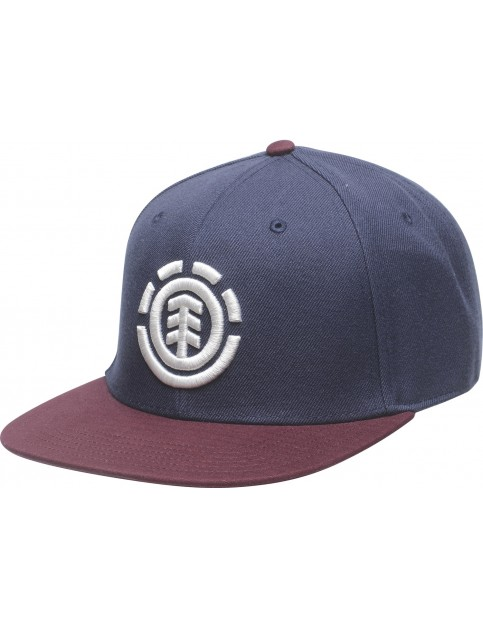 Element Knutsen Cap in Navy Heather