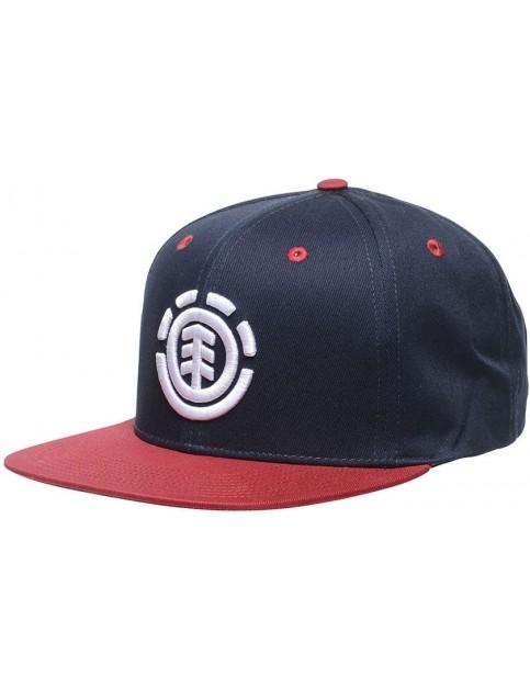 Element Knutsen Cap in Red Dalhia