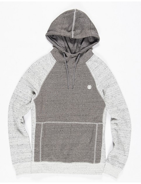 Element Meridian Pullover Hoody in Grey Heather