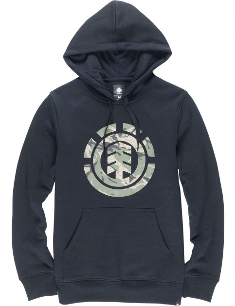 Element Mimic Pullover Hoody in Flint Black
