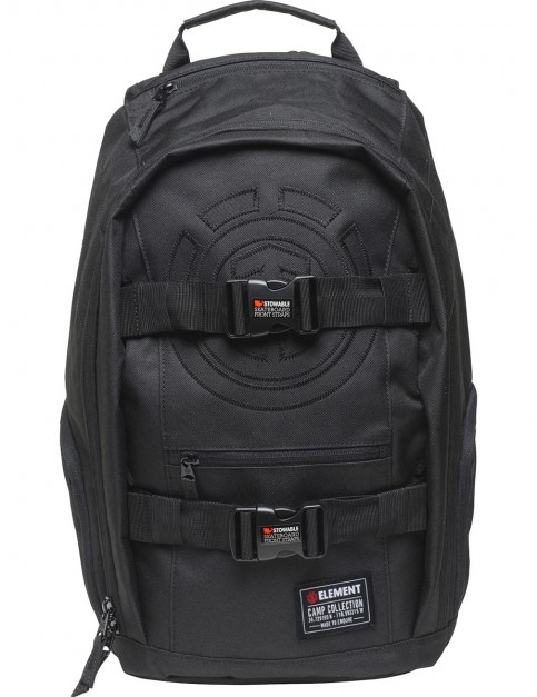 Element Mohave Backpack in All Black