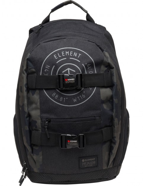 Element Mohave Backpack in Bark Camo