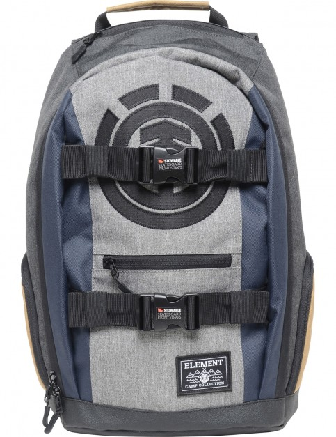 Element Mohave Backpack in Black Eclipse