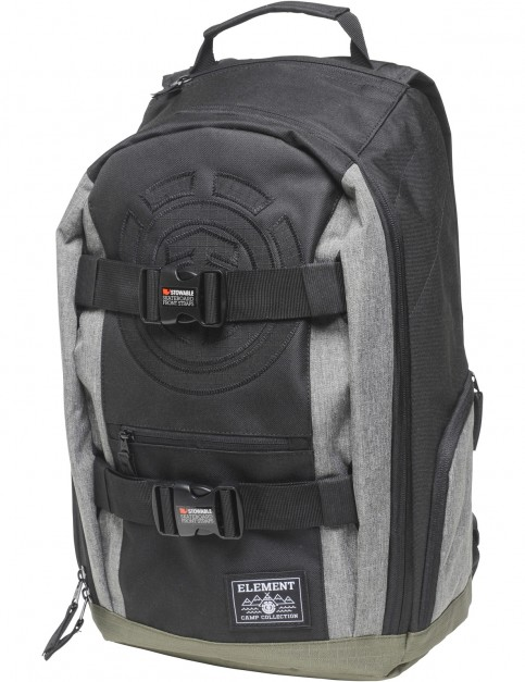 Element Mohave Backpack in Grey heather