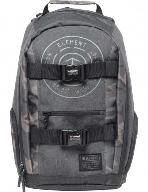 Element Mohave Backpack in Map Camo