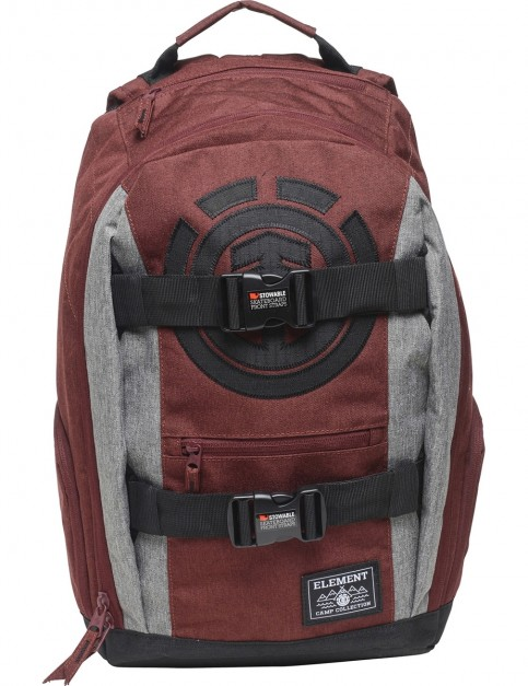 Element Mohave Backpack in Napa Heather
