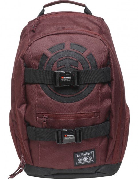 Element Mohave Backpack in Napa Red