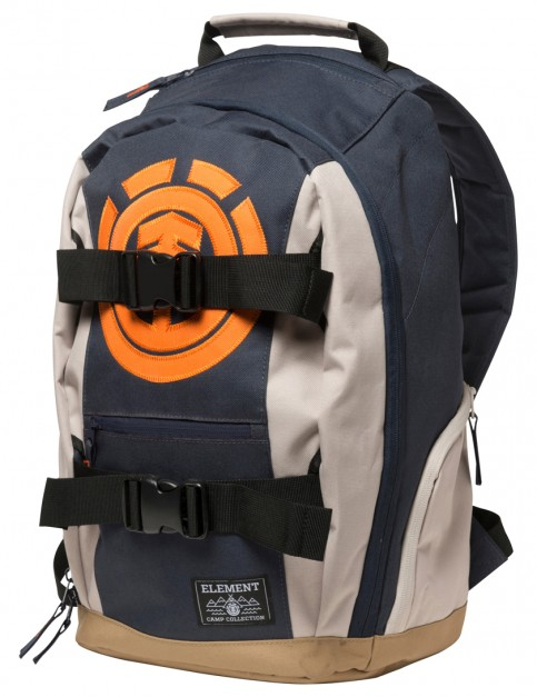 Eclipse Navy Ash Grey Element Mohave Backpack