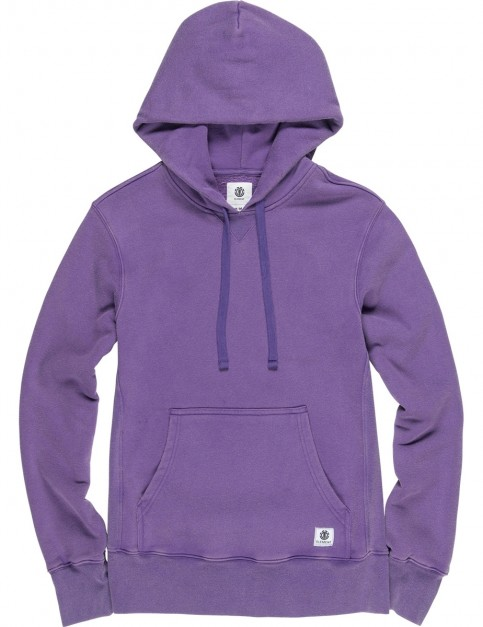 Element Neon Pullover Hoody in Purple