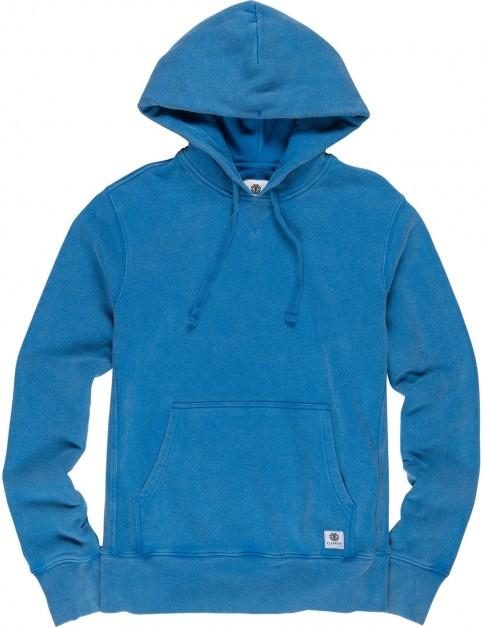 Element Neon Pullover Hoody in Snorkel Blue