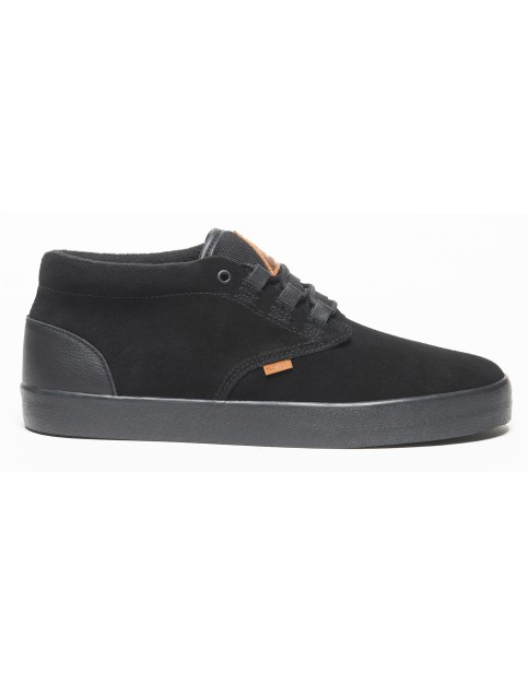 Element Preston Trainers in Black Amber