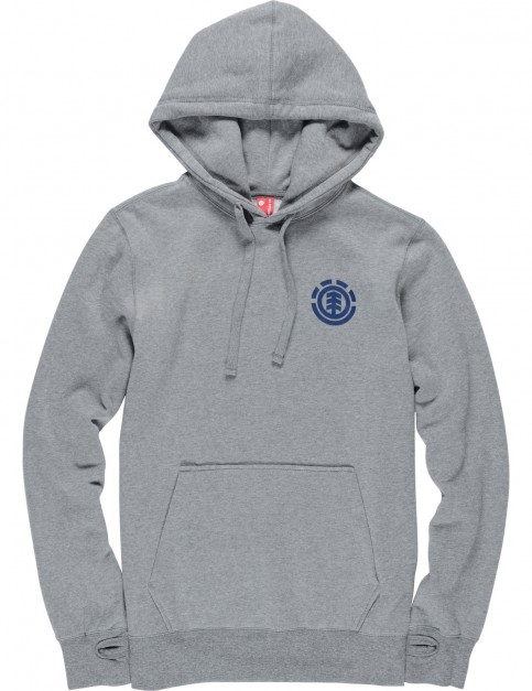 Element S Hood Pullover Hoody in Athletic Heather