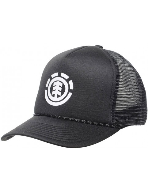 Element S Trucker Cap in Idaho Black