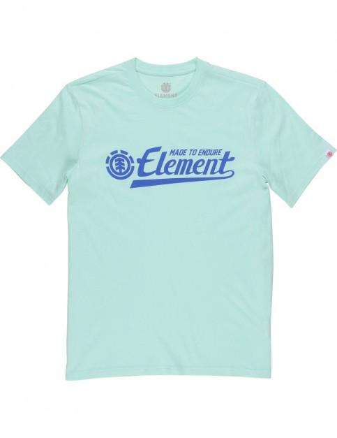 Element Signature Short Sleeve T-Shirt in Brook Green