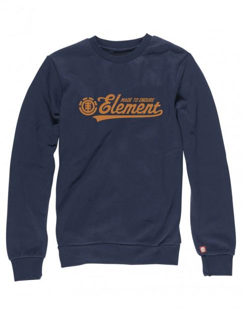 Indigo Element Signature Sweatshirt