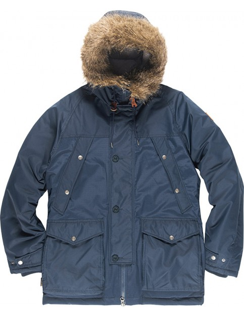 Element Sowden Parka Jacket in Eclipse