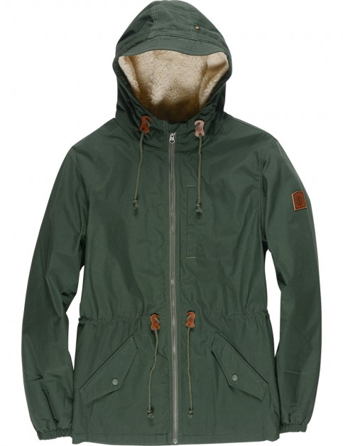 Element Stark Jacket in Olive Drab