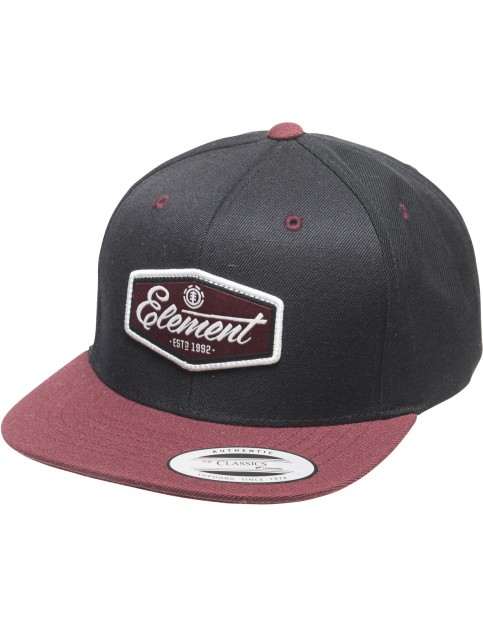 Element Stevson Cap in Napa Red