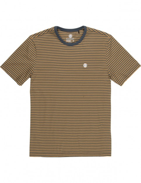 Element Striped Short Sleeve T-Shirt in India Ink