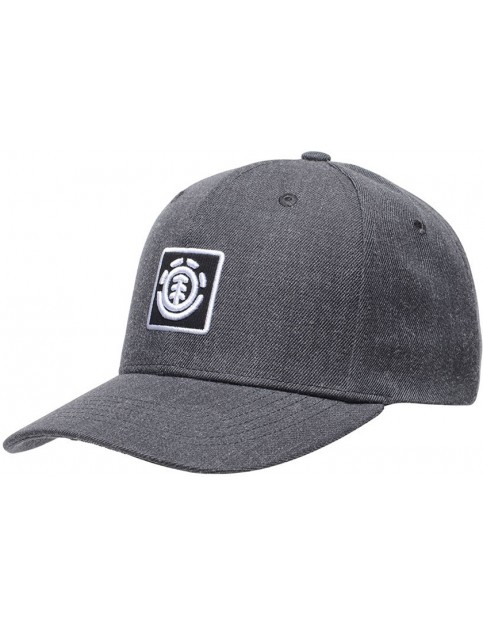 Element Treelogo Cap in Charcoal HTR