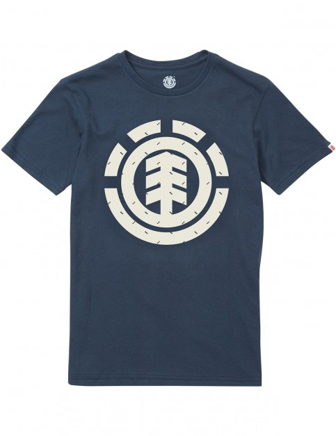 Element Tri Dot Ss Short Sleeve T-Shirt in Eclipse Navy