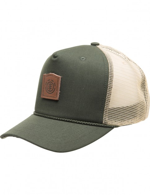 Element Wolfeboro Trucker Cap in Olive Drab