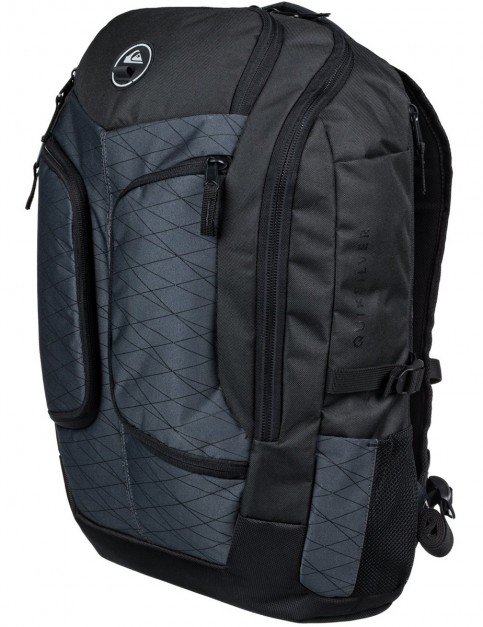 Quiksilver Rambbler Backpack in Black