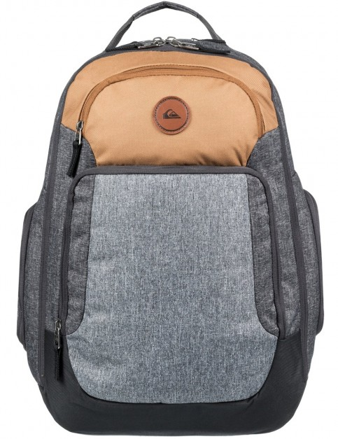 Quiksilver Shutter Backpack in Rubber Heather