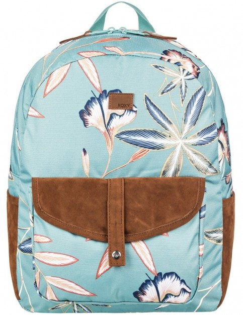 Roxy Carribean Backpack in Trellis Bird Flower