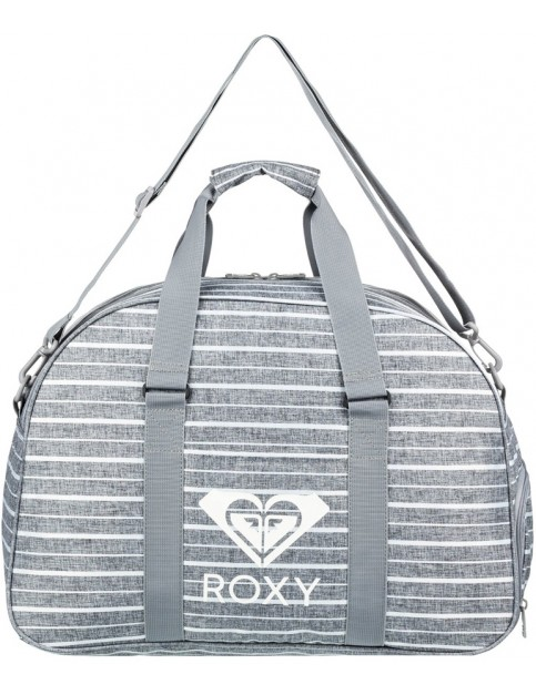 Roxy Feel Happy Heather Holdall in Heritage Heather