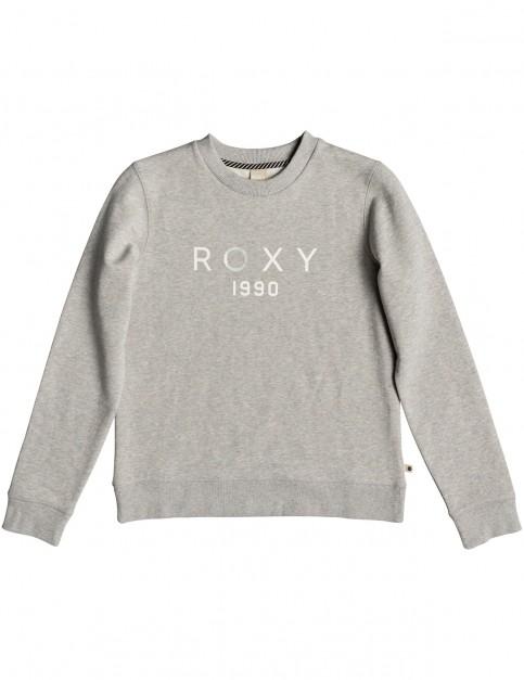 Roxy Eternally Yours Sweatshirt in Heritage Heather
