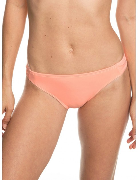 Roxy SD Beach Classics Regular Bikini Bottoms in Souffle