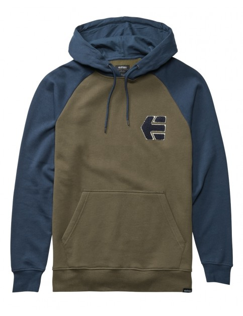 Etnies Breakers Pullover Hoody in Dark Navy