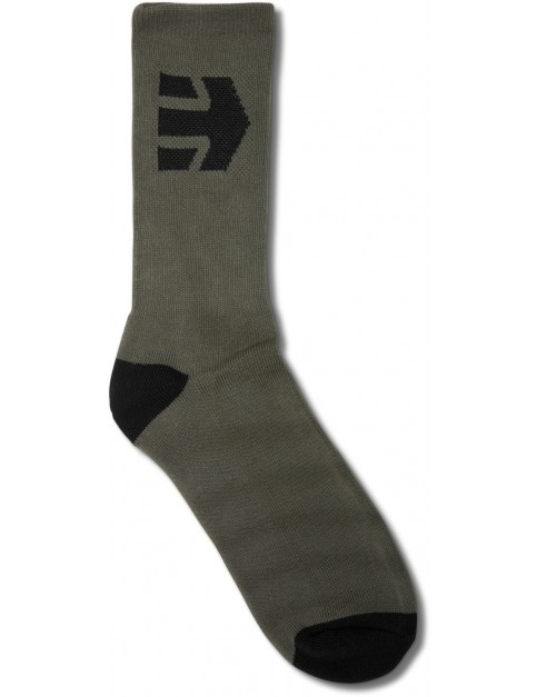 Etnies Direct Crew Socks in Assorted Dark